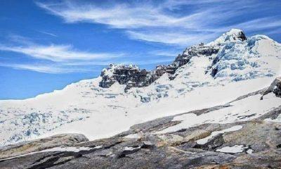 2021 inicia con nevada en el Cocuy, un gran espectáculo de la naturaleza