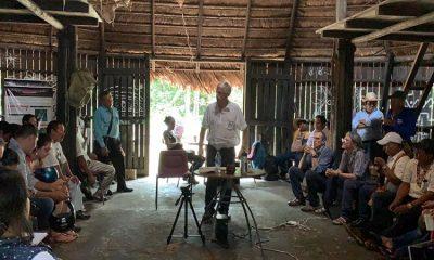 Las lenguas indígenas colombianas tienen un guardián, así es el trabajo de Jon Landaburu