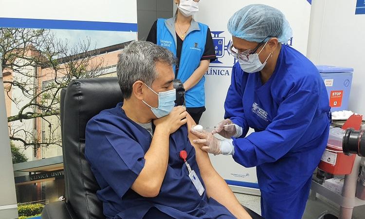 Universidades y farmacias se ofrecen para apoyar el Plan Nacional de Vacunación