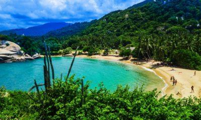 Las mejores playas para disfrutar en el Caribe colombiano