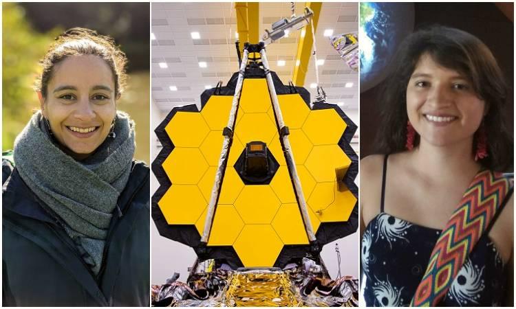Científicas colombianas entre las primeras en usar telescopio espacial de la NASA