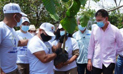 Privados de la libertad reforestarán Colombia y trabajarán en restauración ecológica