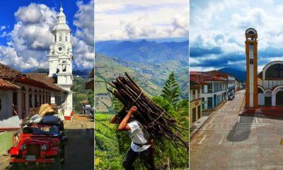 Pueblos para disfrutar del Paisaje Cultural Cafetero en Colombia