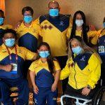 Los colombianos que representarán a Colombia en los Paralímpicos de Tokio
