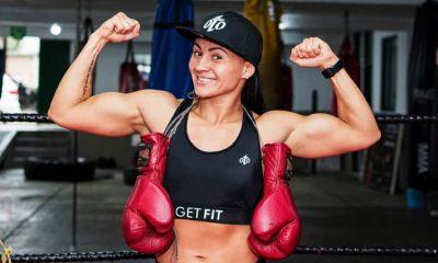 La boxeadora colombiana Jenny Arias recibirá vivienda y ayuda para operar a su padre