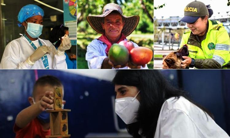 Día de la independencia, homenaje a los verdaderos héroes colombianos