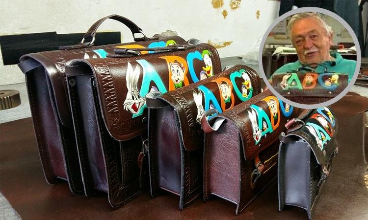La historia Manuel Antonio Lara, el creador de las legendarias maletas Maleta ABC