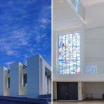 Vitrales de la Catedral de Valledupar, nominados a importante premio mundial de diseño