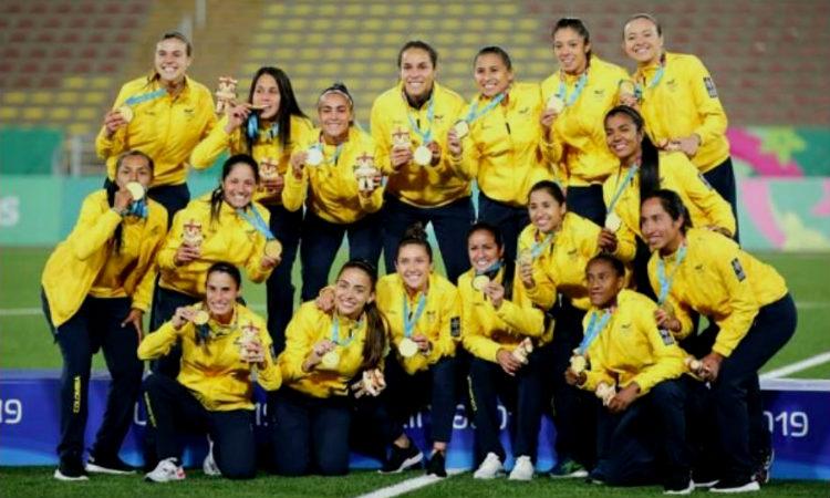 Los bellos homenajes a nuestras 'Chicas Superpoderosas' ¡Seguimos celebrando la medalla de oro en los Panamericanos!