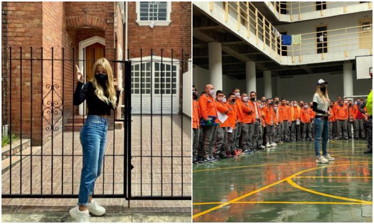 ¡De admirar! Johana Bahamón abrirá casa para ayudar a personas que recuperan su libertad