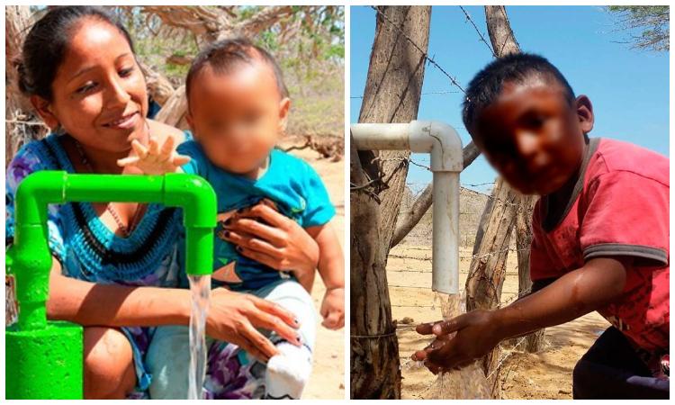 Dispositivo armado en casa produciría agua potable para indígenas en La Guajira