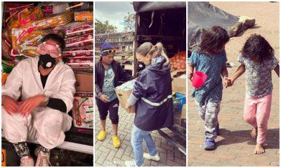 La bella labor social de Natalia Durán por los indígenas y niños del país
