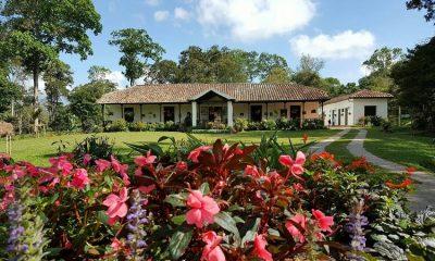 Hacienda cafetera colombiana, entre las cinco mejores del mundo