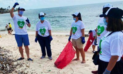 Exitosa jornada de recolección de residuos de medicamentos y plásticos en San Andrés