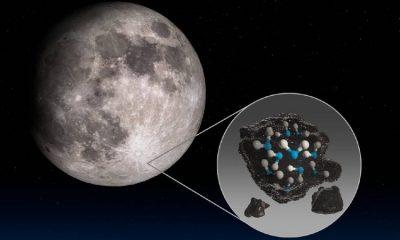 ¡En la Luna hay agua! Este es el nuevo descubrimiento de los científicos de la NASA
