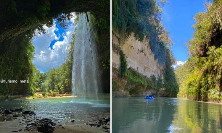 Cañón del Río Güejar, un tesoro del turismo en Colombia