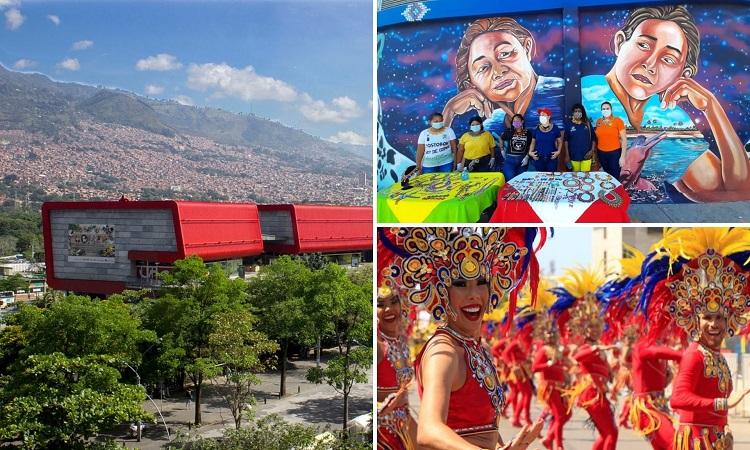 Colombia, país anfitrión del encuentro mundial de economía naranja 2020