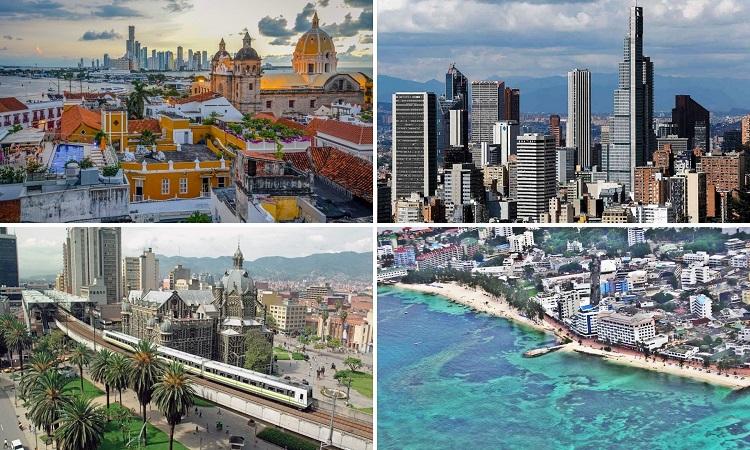Colombia es nominada en los 'Óscar del Turismo' como mejor destino del mundo