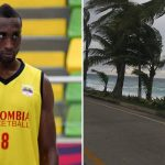 Basquetbolista pidió ayuda y mucha oración por su natal San Andrés