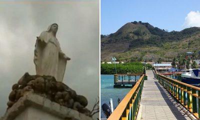 Imagen de Virgen María en Santa Catalina quedó intacta tras paso del huracán Iota