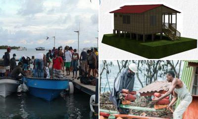 Empresa dona 50 viviendas para reconstruir San Andrés y Providencia