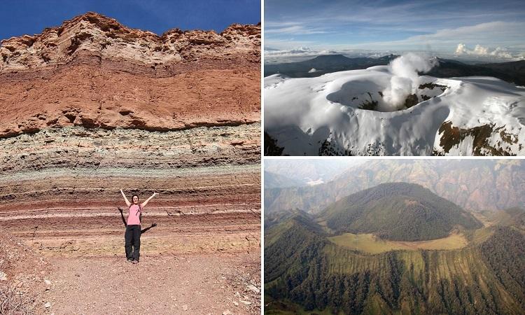 Colombia tiene una edad geológica de 1.810 millones de años, según investigación