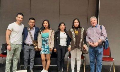 Estudiantes indígenas lideran importante proyecto de investigación en criminología