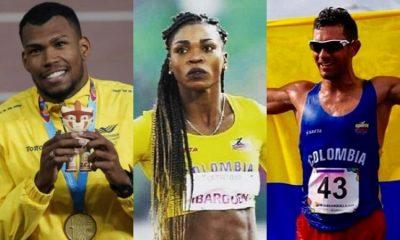 Colombia llegó a 36 cupos fijos para los Juegos Olímpicos de Tokio