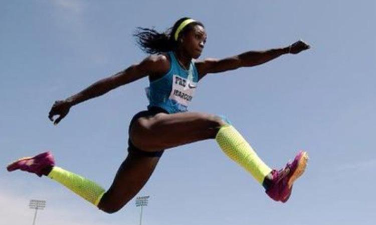 """""""Cuando oí mi nombre las piernas me temblaban"""": Caterine Ibargüen tras ser elegida como la mejor atleta del mundo"""