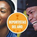 Caterine Ibargüen y Eleider Álvarez son los deportistas del año en Colombia