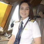Alejandra María Gómez, la piloto colombiana que triunfa en Turquía