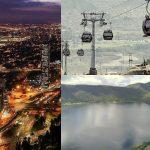 Bogotá y La Calera ahora estarán conectados gracias al proyecto de cable aéreo