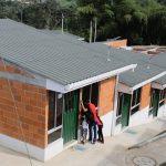 Más de 200 familias iniciaron el año estrenando casa en Pereira