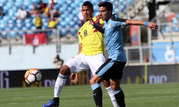 Colombia empató contra Uruguay y postergó su clasificación al Mundial de Polonia