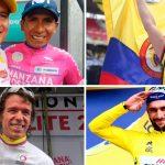Las 7 hazañas colombianas en el ciclismo internacional ¡Todas marcaron historia!