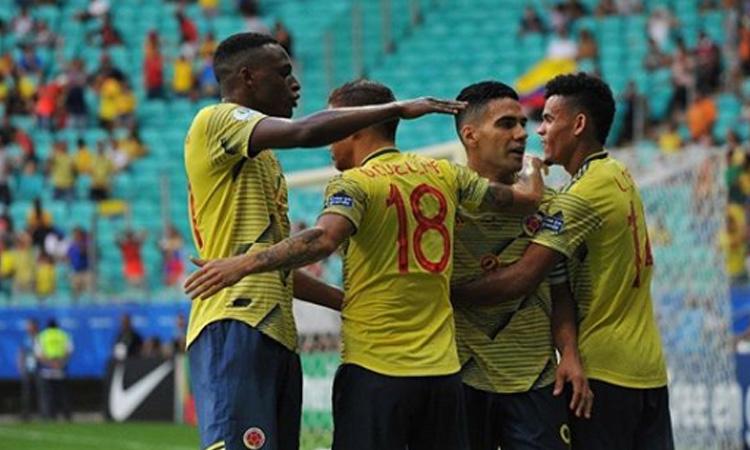 La Selección Colombia se perfila como una de las grandes candidatas en la Copa América