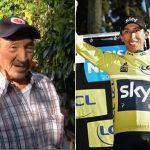 Abuelo de Egan Bernal muestra con orgullo la casa que le regaló su nieto ¡Gran gesto!