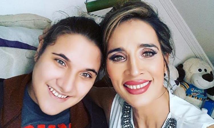 La enternecedora historia de vida de Luly Bossa y su hijo Ángelo que sufre de distrofia muscular ¡Una madre de admirar!
