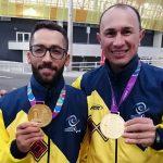 Colombia llegó a las 20 medallas de oro en los Juegos Parapanamericanos de Lima