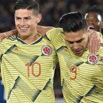 James y Falcao: los líderes de la Selección Colombia quieren llegar en buena forma a las Eliminatorias