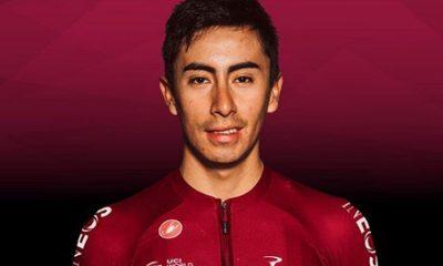 Iván Ramiro Sosa, el gregario colombiano que nació para ser un gran campeón