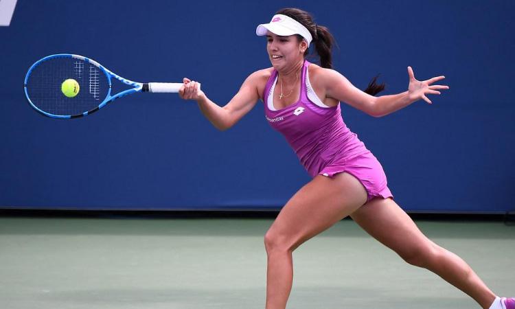 María Camila Osorio ahora es la número 1 juvenil del mundo después de ganar el US Open