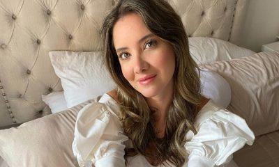 Daniella Álvarez ya puede mover su pie, ¡la noticia ha conmovido a los colombianos!