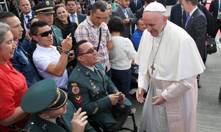 Movimiento Defendamos la Paz le pide al Papa Francisco proteger el proceso de paz en Colombia