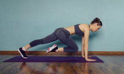 20 ejercicios ideales para adelgazar y estar en forma sin necesidad de salir de casa