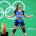 Leidy Solís gana dos medallas de oro para Colombia en el Mundial de Pesas