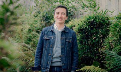 Joven colombiano ganó una beca en la Fundación Obama, una de las más importantes del mundo