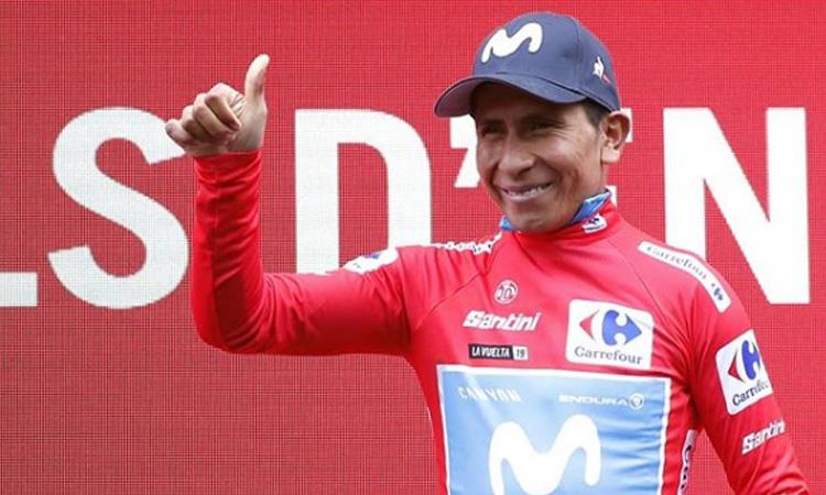 """""""Cuando las piernas se cansan, se pedalea con el corazón"""": Nairo Quintana aún tiene opciones de ganar la Vuelta a España"""