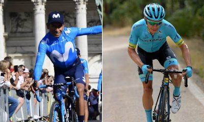 Los 'escarabajos' colombianos lucharon hasta el último día en la Vuelta a España ¡Siempre los apoyamos!