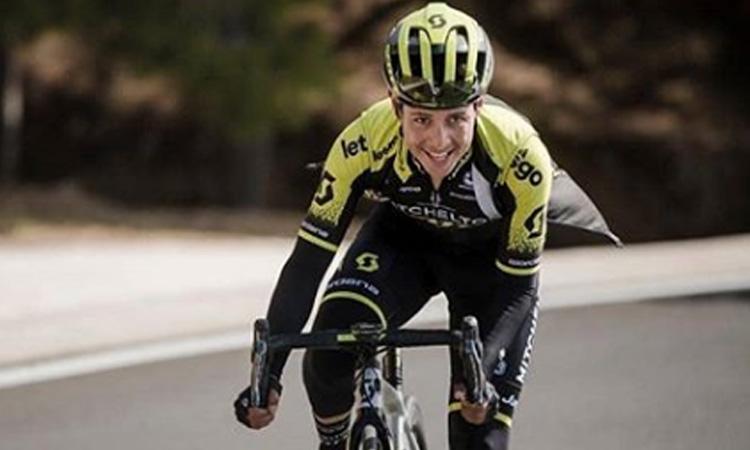 Esteban Chaves, el ciclista que quiere cambiar el mundo